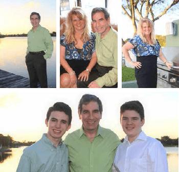 Dr Wisnicki Family